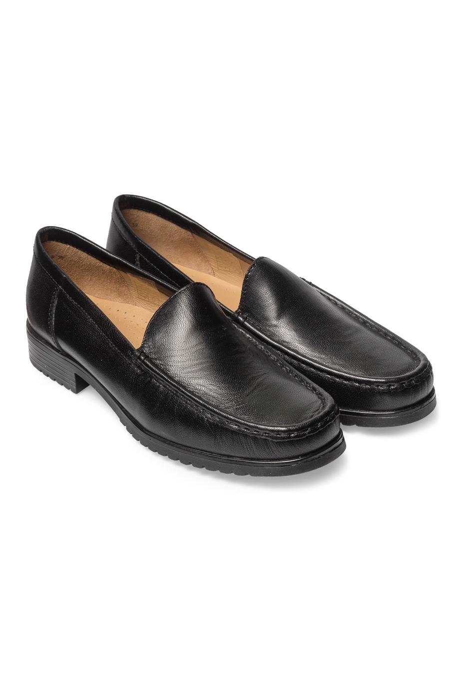 Лоферы Valley ботинки для девочки keddo цвет темно коричневый 588127 03 18 размер 35