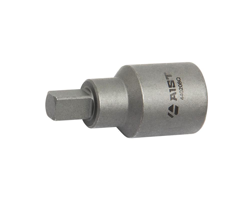 Торцевая головка AIST Ключ для сливных пробок 8 мм, 1/2, серый ключ накидной aist 02010810a 8 10 мм 183 мм