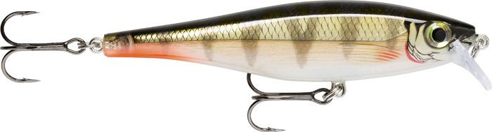 """Воблер Rapala, плавающий, BXM10-RFP, Wahoo UV, длина 100 мм, 12 гBXM10-RFP• Экстремальная конструкция из бальсы • Усиленная лопасть • Плоские бока / """"V"""" образный Живот • Сильно вибрирующая игра • Беззвучный • Плавающий • Доступен в 12 великолепных расцветках!"""