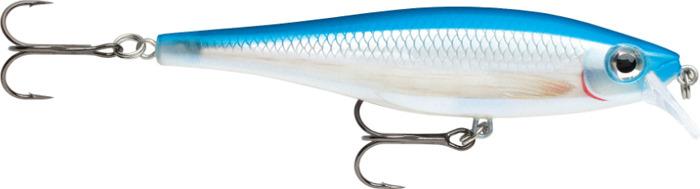 Воблер Rapala, медленно плавающий, BXS12-BLP, Silver Blue, длина 120 мм, 22 г