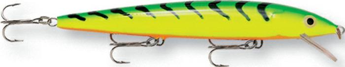 Воблер Rapala, суспендер, HJ08-FT, Brown Trout, длина 80 мм, 6 г