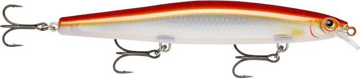Воблер Rapala, медленно тонущий, MXLM12-FPCO, Yellow Perch, длина 120 мм, 20 г