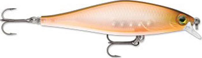 Воблер Rapala, медленно всплывающий, SDRS09-CRU, Silver Blue, длина 90 мм, 10 г