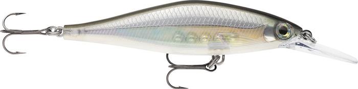 Воблер Rapala, медленно всплывающий, SDRSD09-GHSH, Blue, длина 90 мм, 10 г