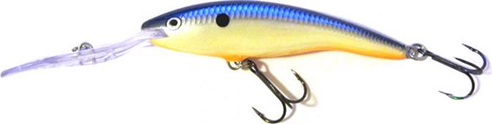 Воблер Rapala, плавающий, TDD11-OPSD, Rainbow Trout, длина 110 мм, 22 г цена