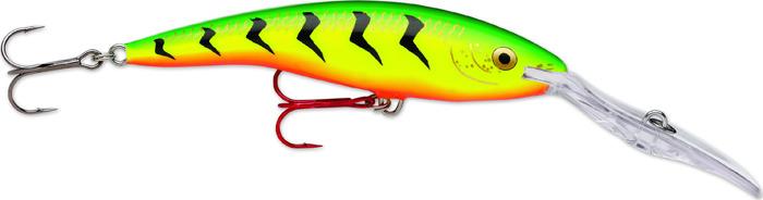 Воблер Rapala, плавающий, TDD13-BLT, Brown Perch, длина 130 мм, 42 г