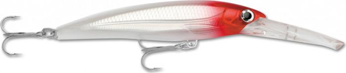 Воблер Rapala, плавающий, TDD13-RH, Silver, длина 130 мм, 42 г
