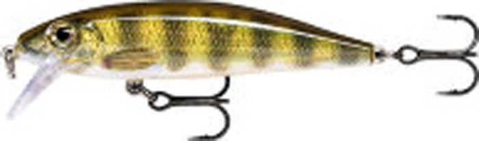 Воблер Rapala, тонущий, XRCD05-PEL, HD Flying Fish UV, длина 50 мм, 4 г