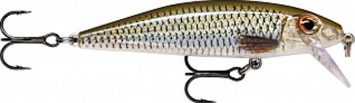 Воблер Rapala, тонущий, XRCD07-ROL, Live Roach, длина 70 мм, 10 г