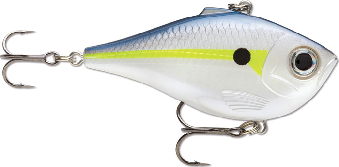 Воблер Rapala, тонущий, RPR05-HSD, Glow Yellow Perch, длина 50 мм, 9 г