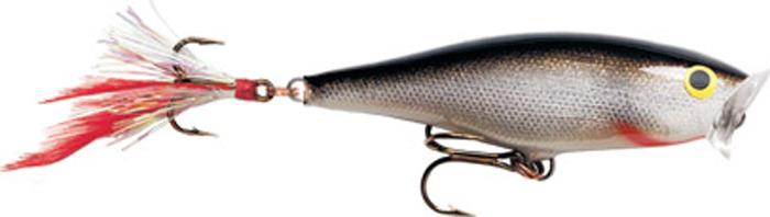 Воблер Rapala, плавающий, поверхностный, SP09-S, Perch, длина 90 мм, 14 г