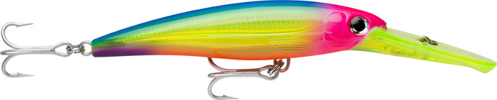 Воблер Rapala, плавающий, XRMAG30-PSYP, Psycho Pink, длина 160 мм, 72 г