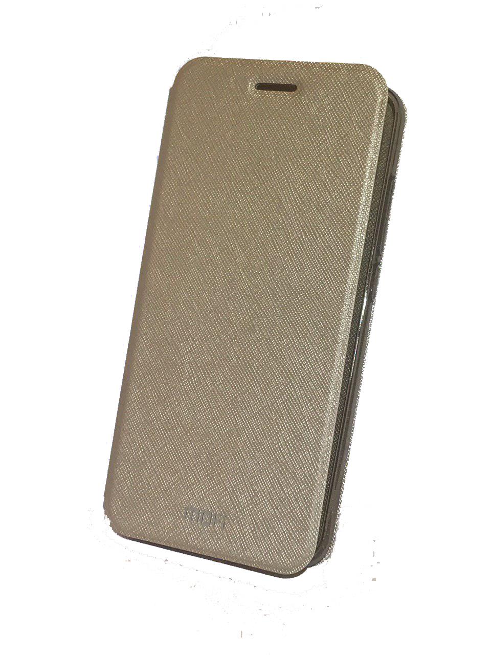 Чехол для Xiaomi Redmi 4A Книжка Ribbed Xiaomi Redmi 4A Gold leather case colorful flip cover for xiaomi redmi 4a white