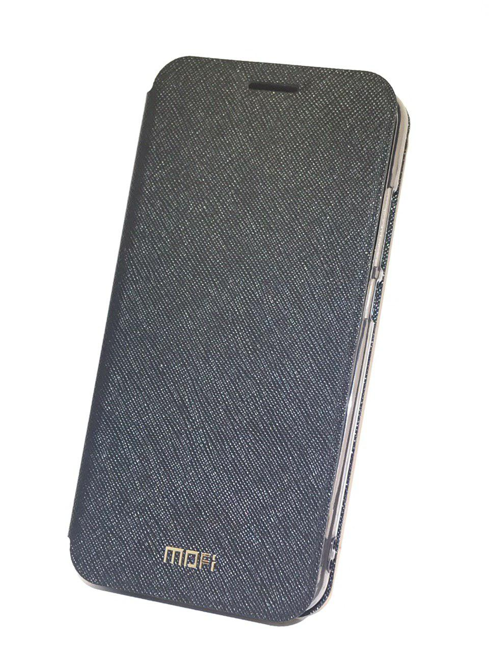 Чехол для сотового телефона Mofi Книжка Ribbed Xiaomi Redmi 4A Black, черный чехол для xiaomi redmi 4a caseguru soft touch черный