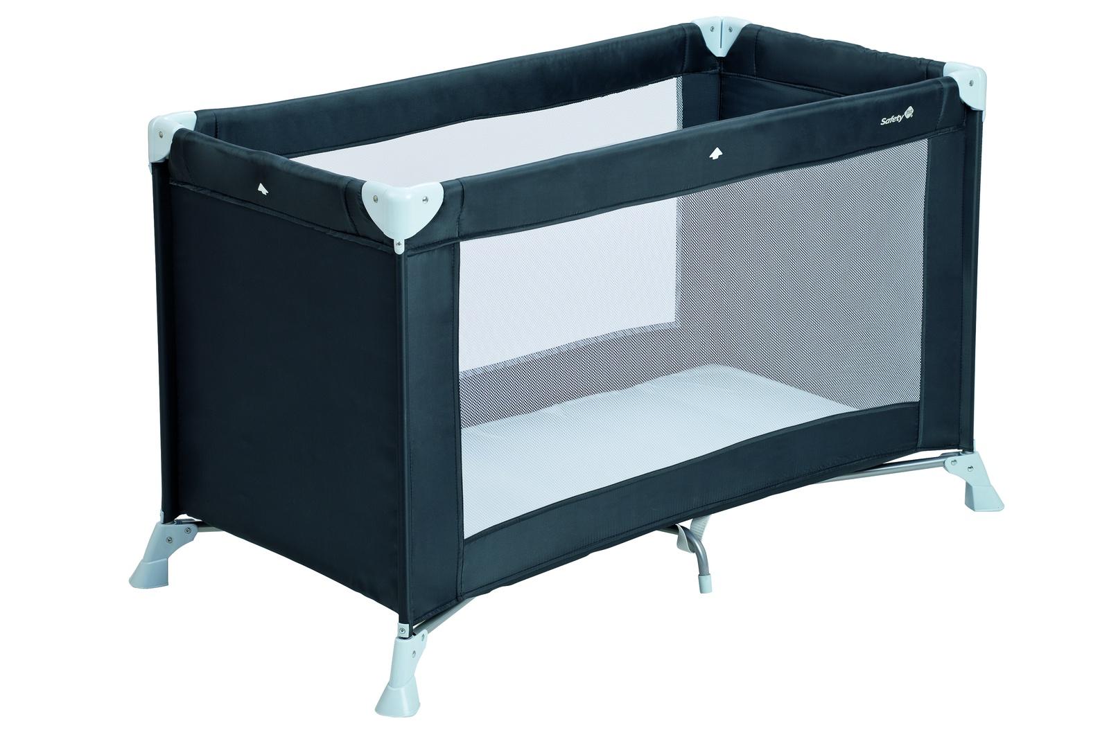 Манеж-кроватка Safety 1st Soft Dreams 21129490 серый