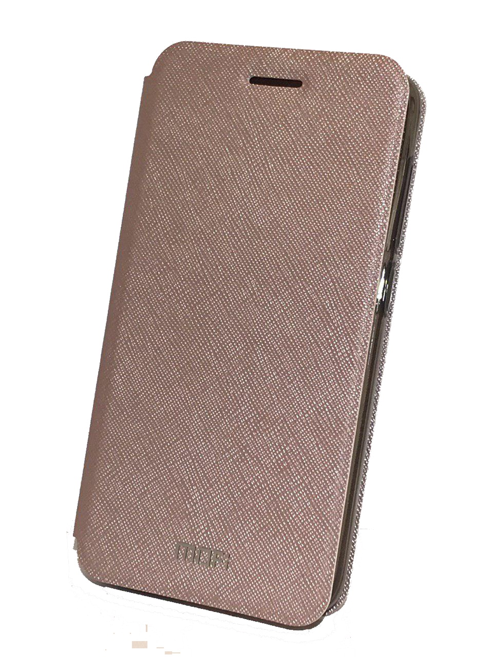 Фото - Чехол для сотового телефона Mofi Книжка Ribbed Xiaomi Redmi 4X Rose Gold, светло-розовый open shoulder ribbed tshirt