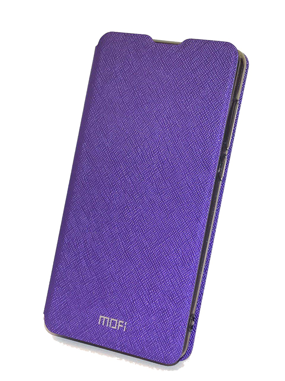 Фото - Чехол для Xiaomi Mi A2 Книжка Ribbed Xiaomi 6X/ A2 Purple open shoulder ribbed tshirt
