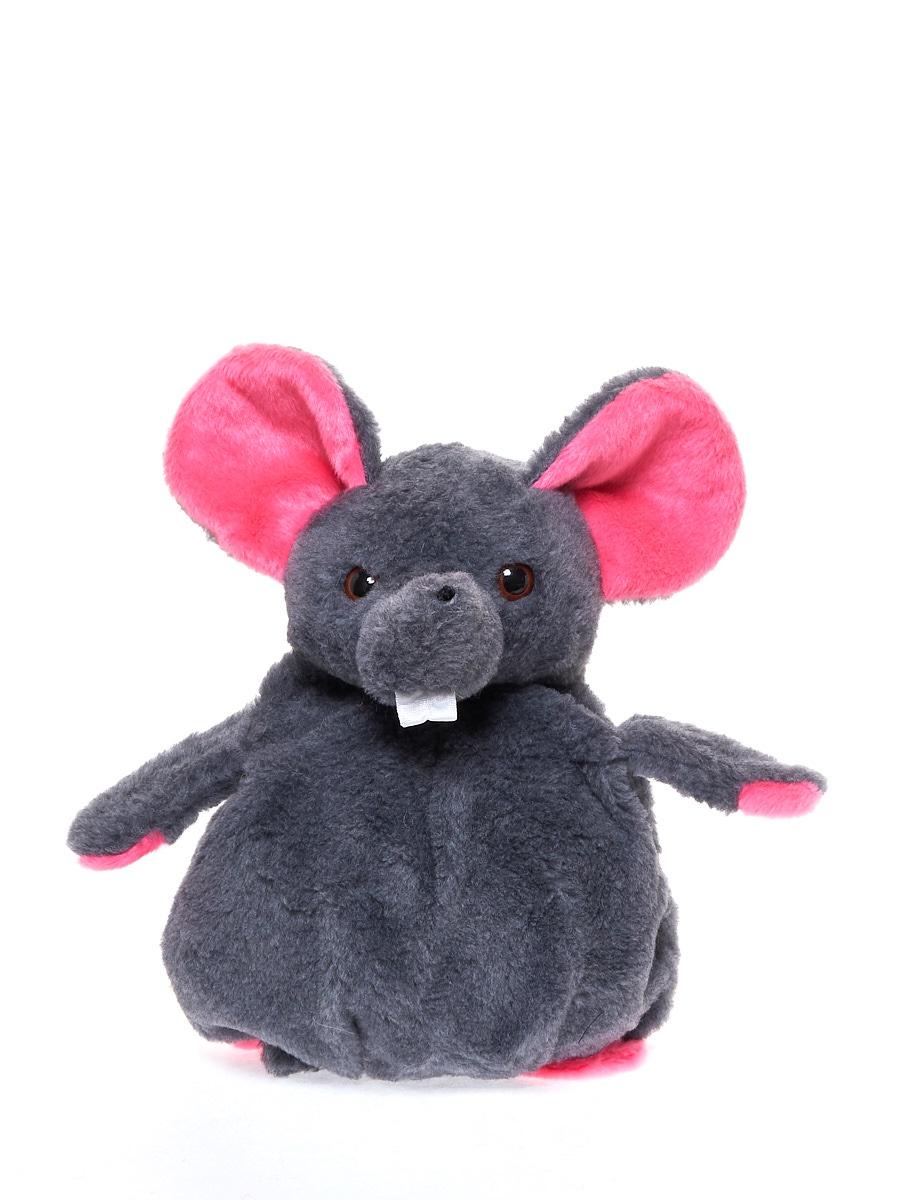 Мягкая игрушка Радомир С915/мышь-рюкзачок серый рюкзачок для переноски детей brevi pod серый