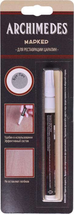 Маркер вентильный Archimedes МВ-5, серый