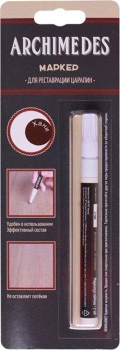 Маркер вентильный Archimedes МВ-5, бамбук