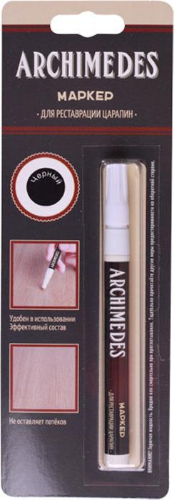 Маркер вентильный Archimedes МВ-5, черный