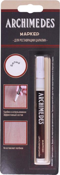 Маркер вентильный Archimedes МВ-5, белый