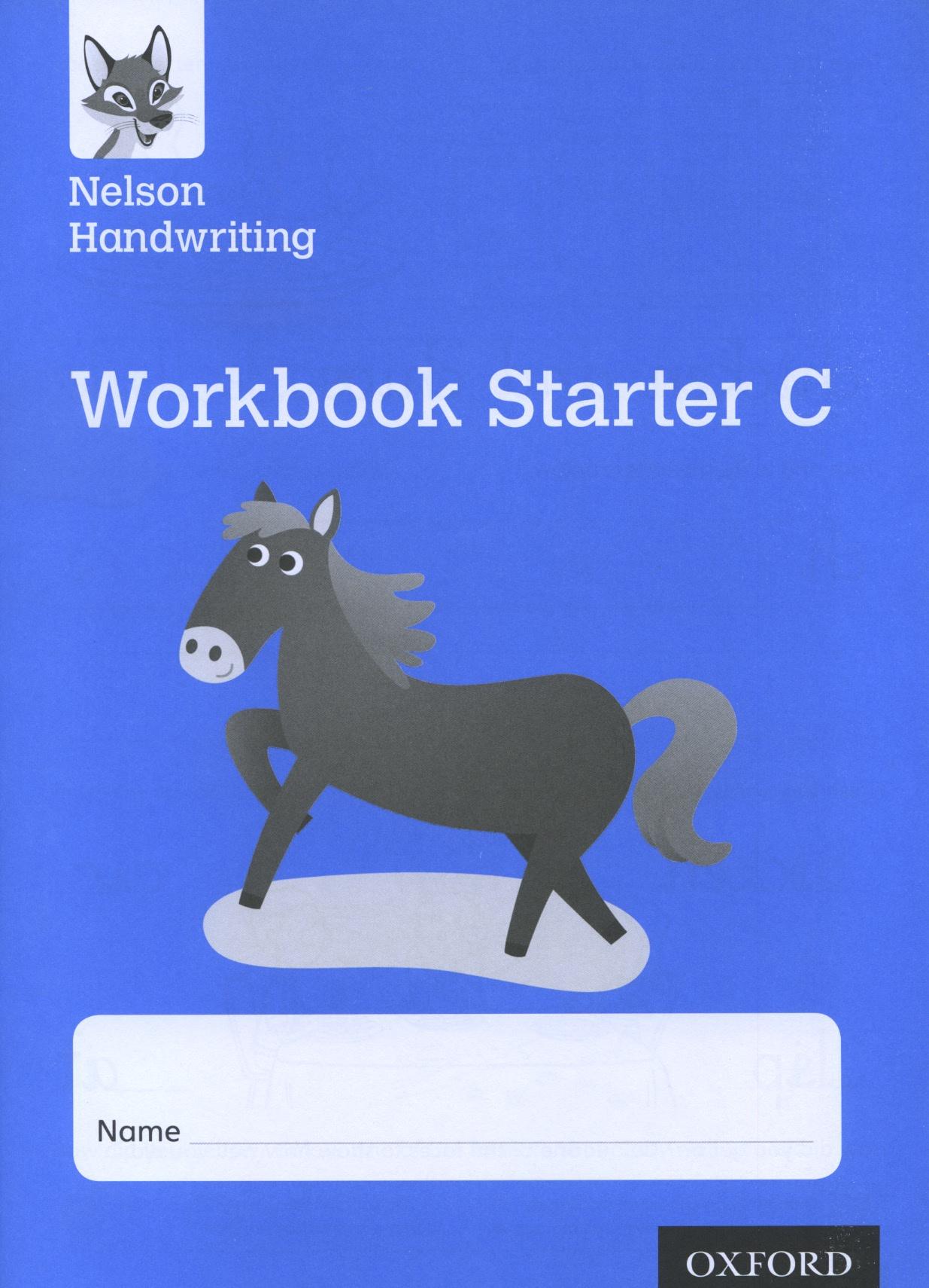 Nelson Handwriting Workbook Starter C speakout starter workbook cd