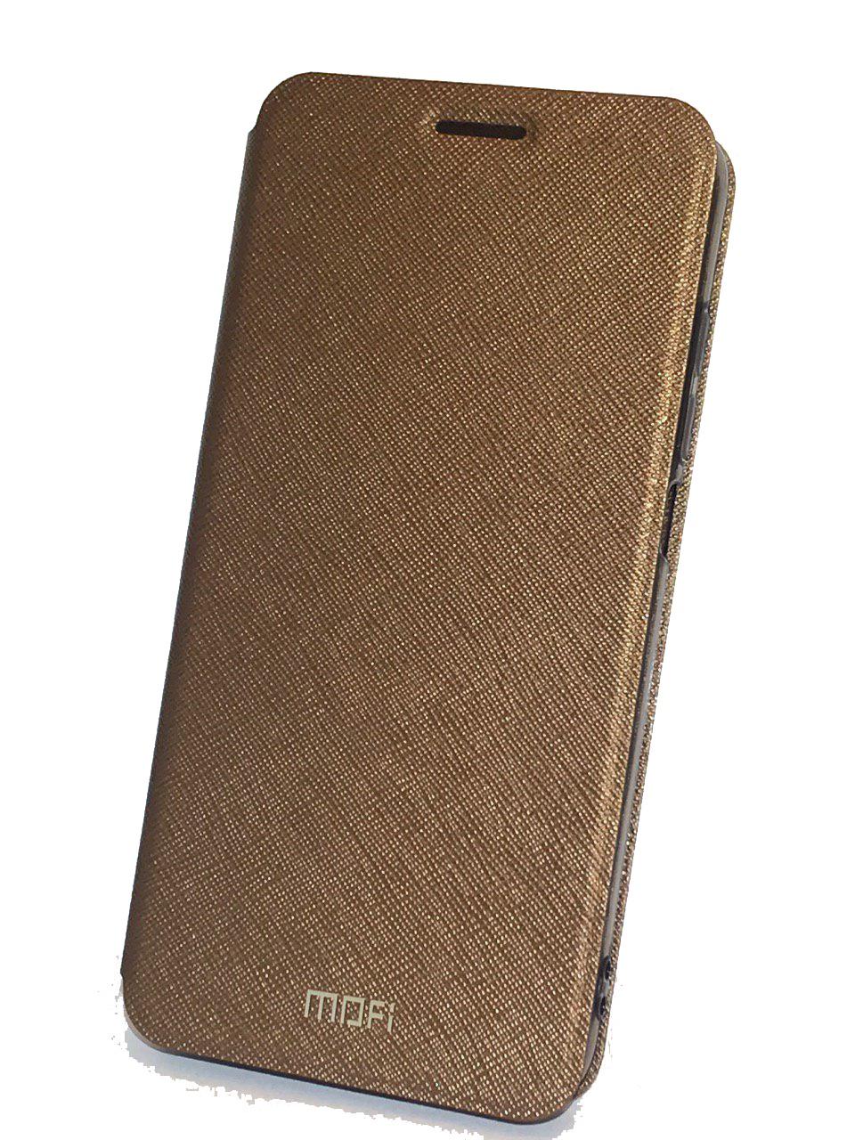 Фото - Чехол для сотового телефона Mofi Книжка Ribbed Xiaomi Redmi 4A Brown, коричневый open shoulder ribbed tshirt