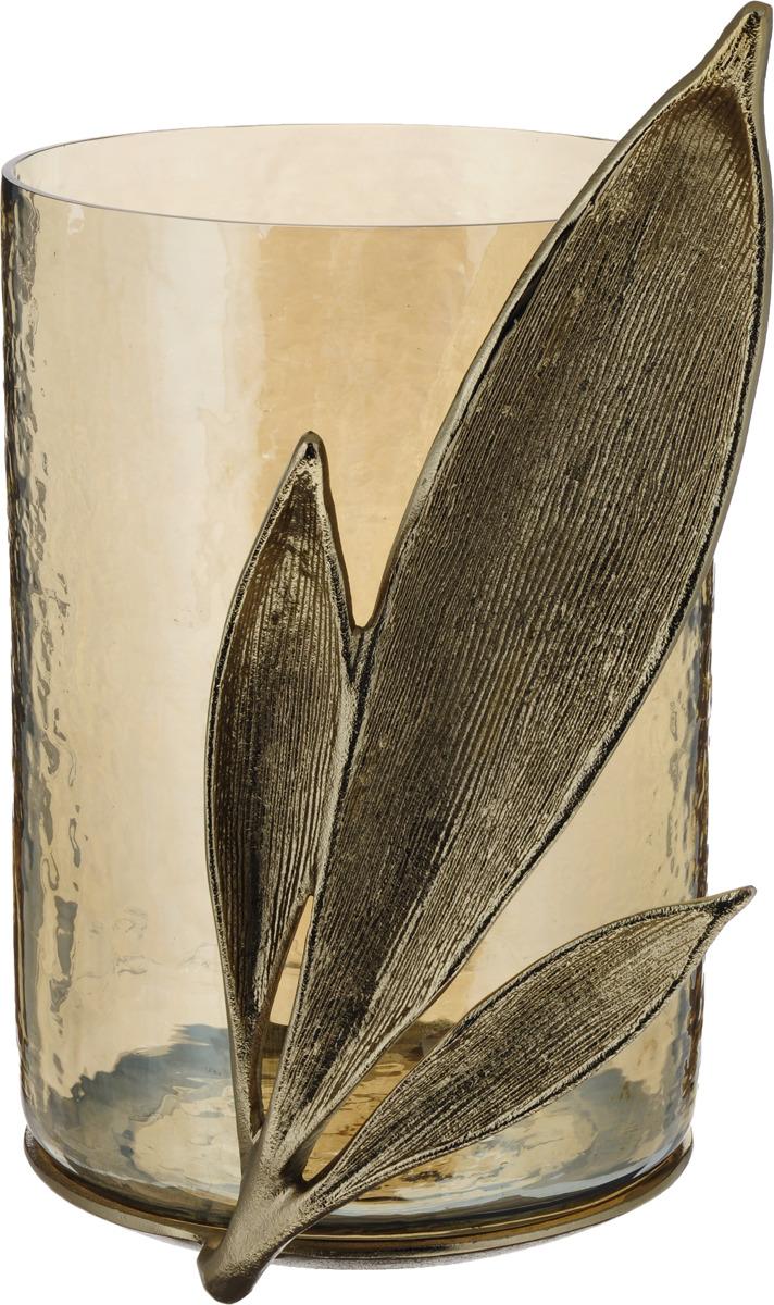 Ваза Lefard, 732-137, прозрачный, 26,50 х 21 х 35 см ваза lefard восточный кувшин 114 352 21 5 х 21 х 53 см
