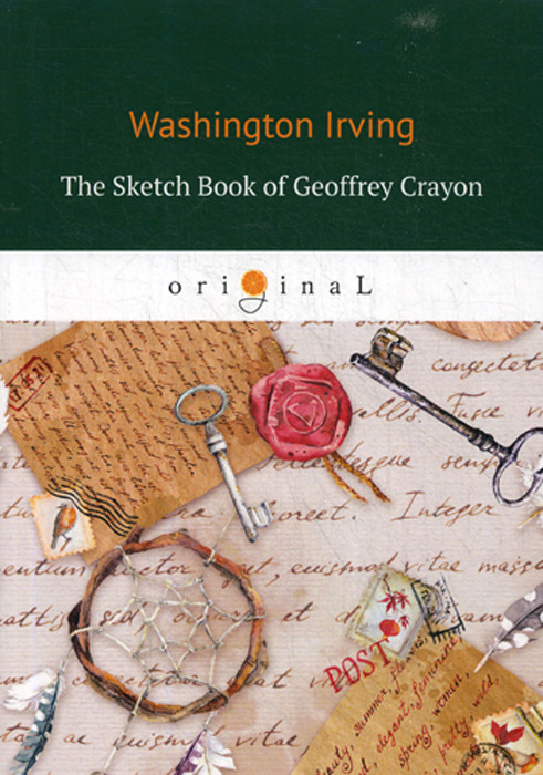 Washington Irving The Sketch Book of Geoffrey Crayon american wife