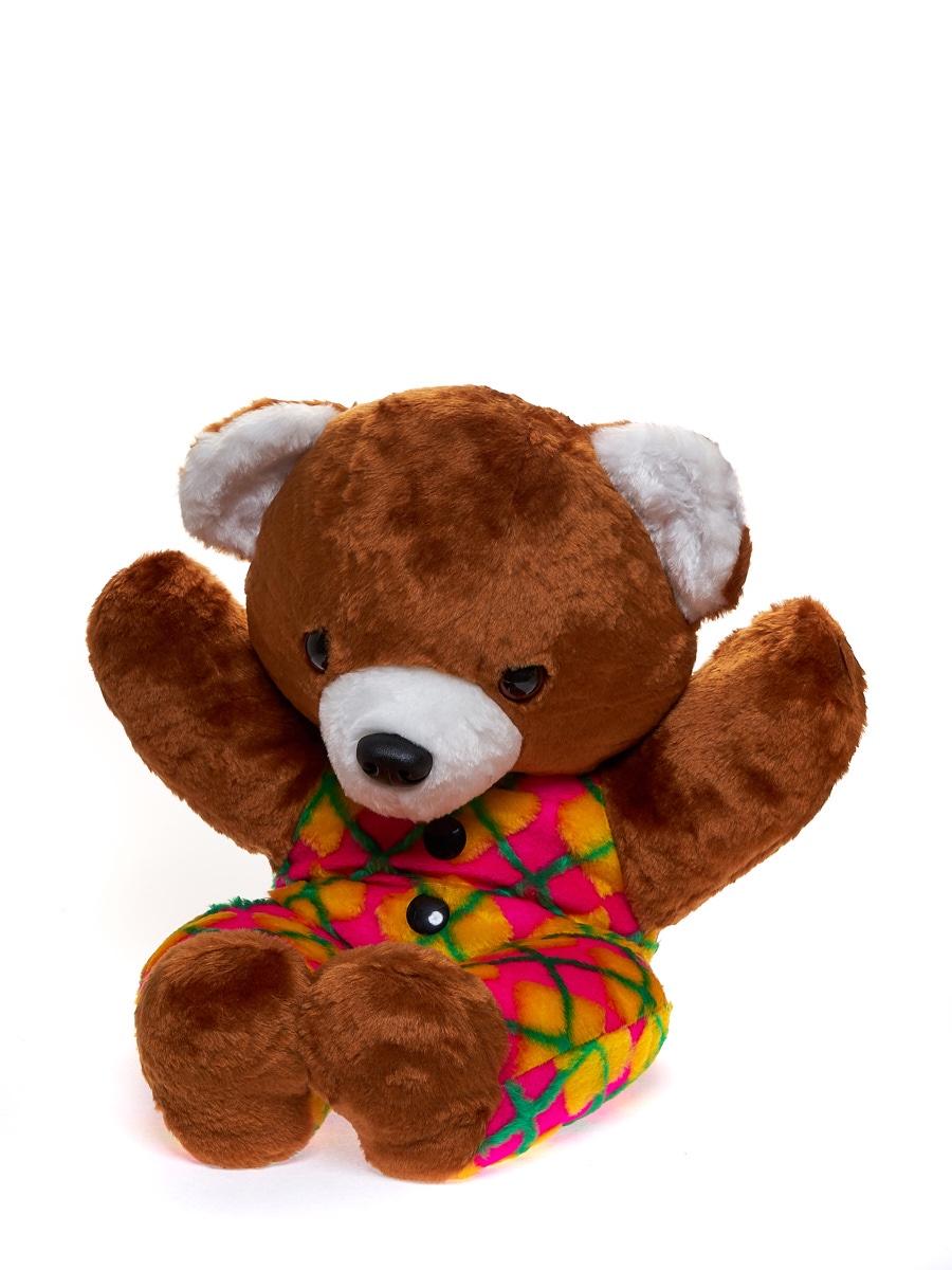 Мягкая игрушка Радомир С271/медведьмитяй-2 коричневый