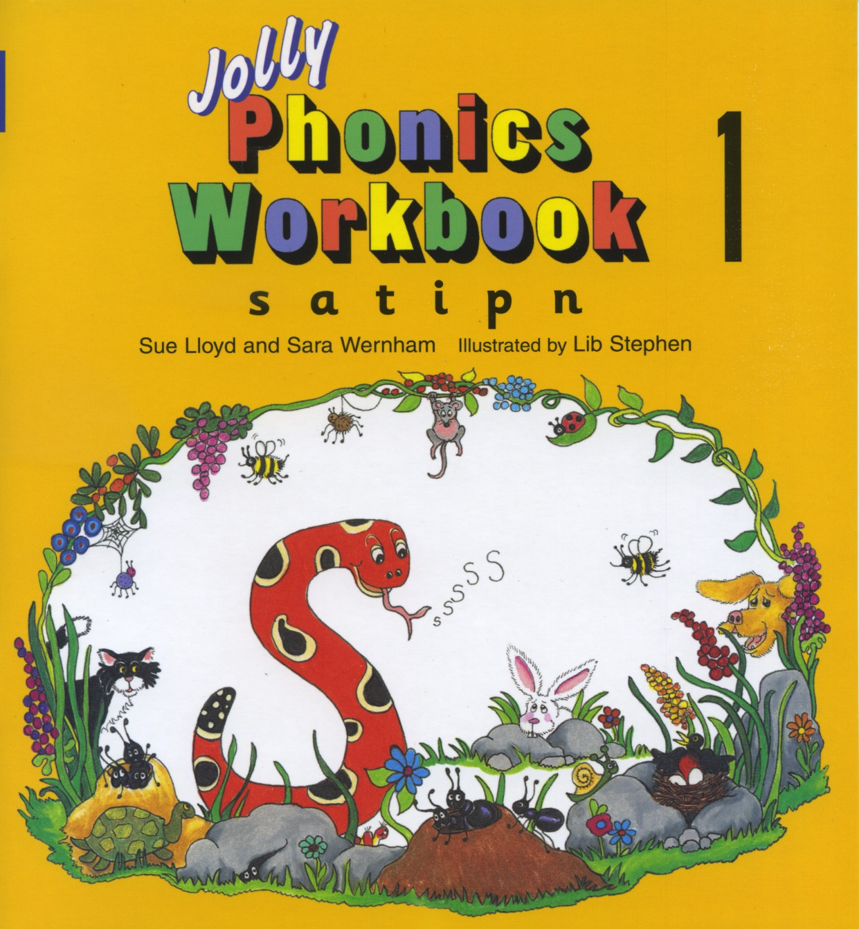 Jolly Phonics Workbooks: Books 1-7 jolly phonics activity books set 1 7 комплект из 7 книг