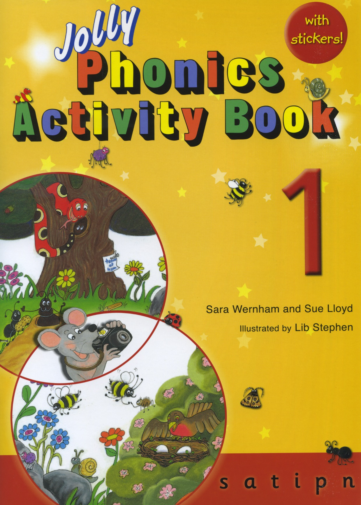 Jolly Phonics Activity Book 1-7 jolly phonics activity books set 1 7 комплект из 7 книг