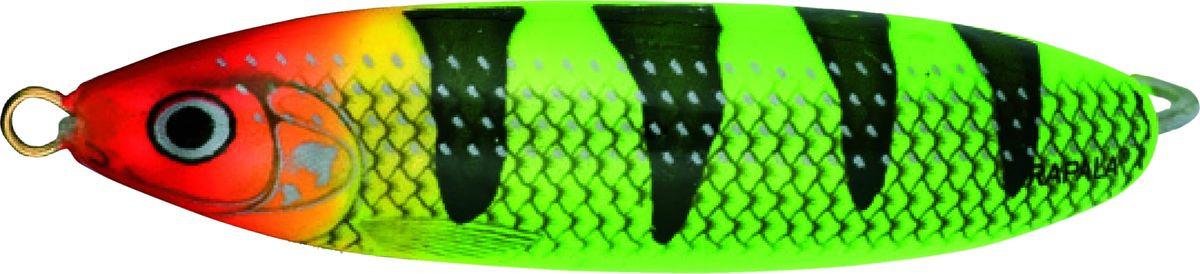 Блесна-незацепляйка колеблющаяся Rapala Minnow Spoon, RMS08-CLT, 8 см, 22 г