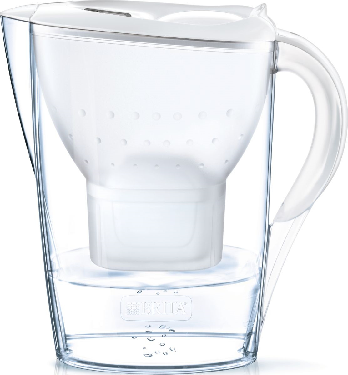 Фильтр-кувшин Brita Marella Cool, белый, 2,4 л