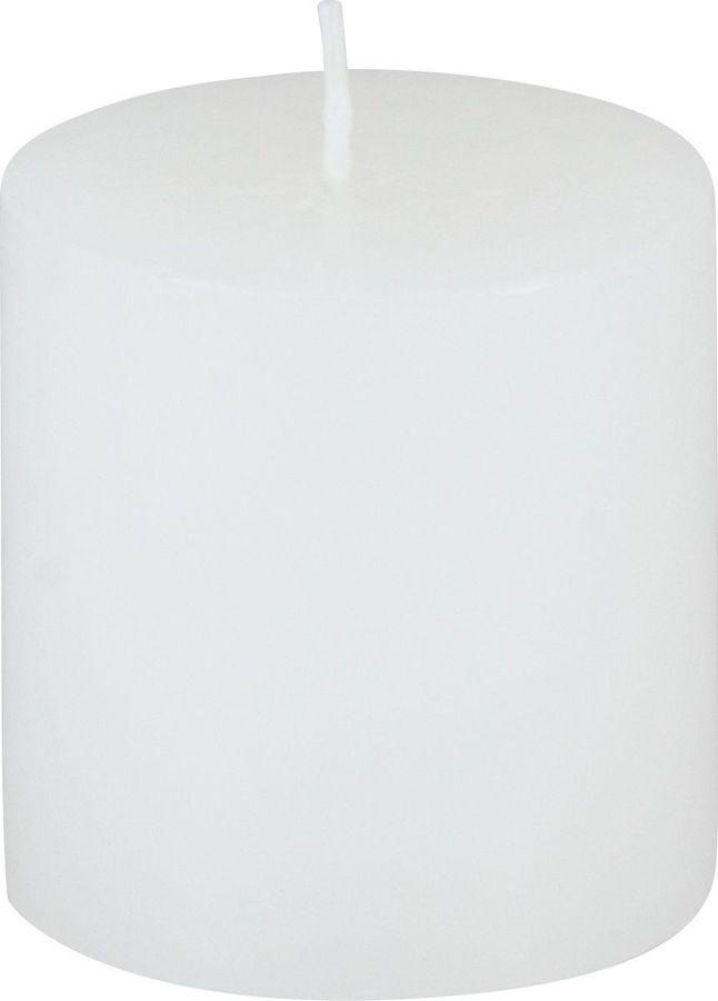 Свеча декоративная Волшебная страна СR-5, 003613, белый, 5 х 5 х 5 см ножеточка wonder worker sharp 21 5 х 5 5 х 5 см
