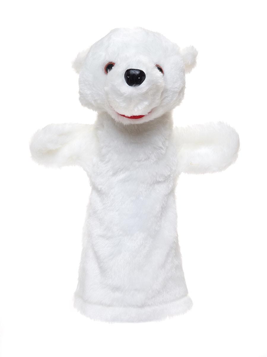 Мягкая игрушка Радомир С234/белыймедведьбибабо белый