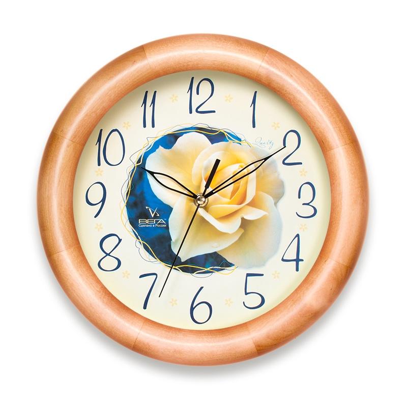 Настенные часы Вега Д1НД7190