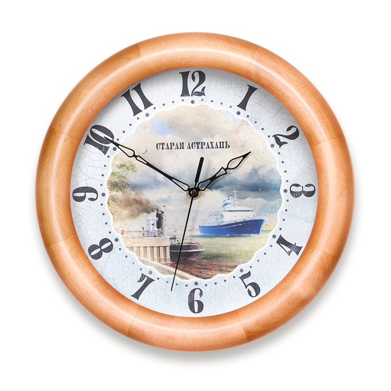 Настенные часы Вега Д1НД7143