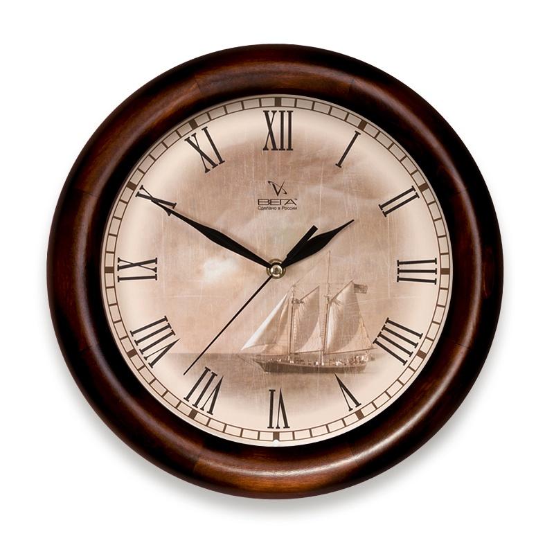 Настенные часы ВЕГА Д1МД78
