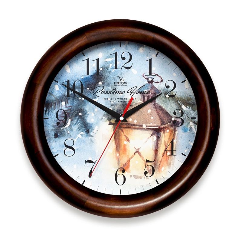 Настенные часы Вега Д1МД7392