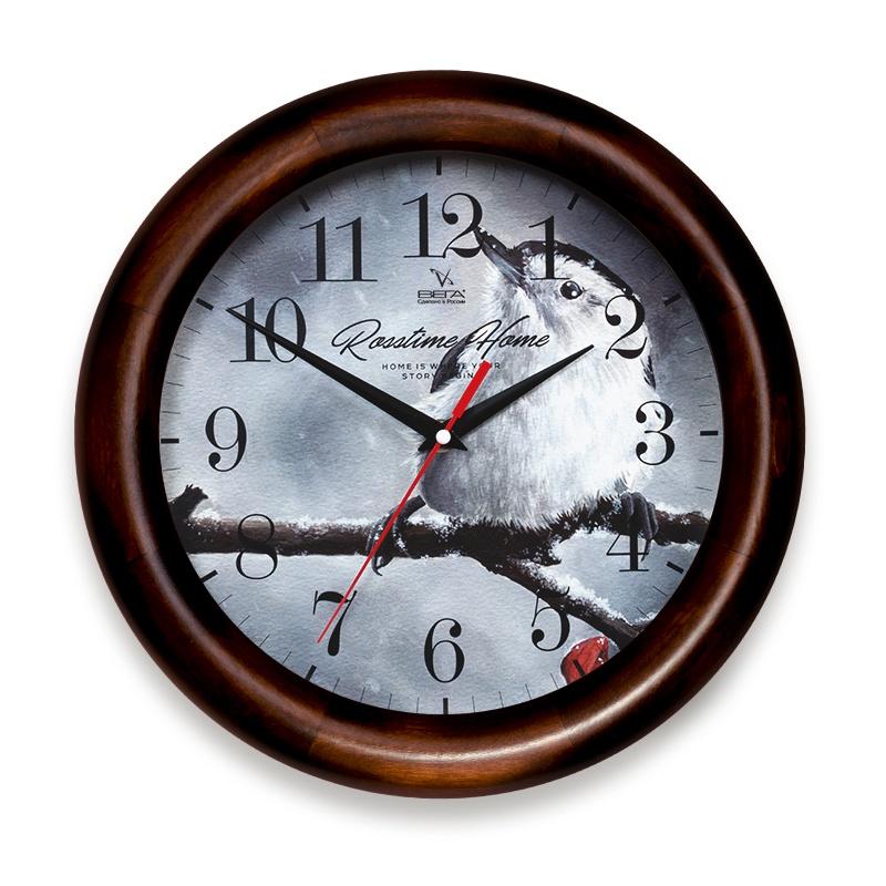 Настенные часы Вега Д1МД7389