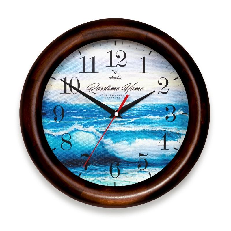 Настенные часы Вега Д1МД7386