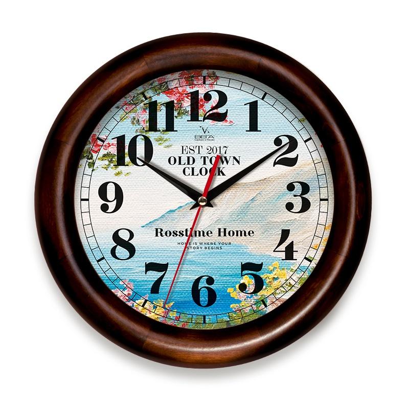 Настенные часы Вега Д1МД7381
