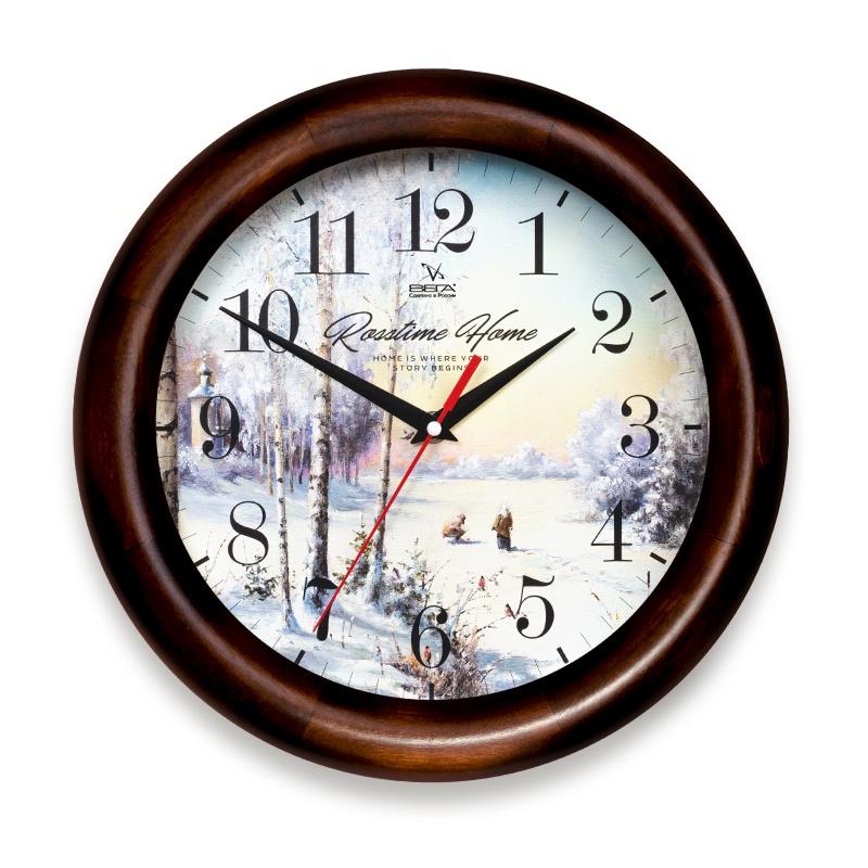 Настенные часы Вега Д1МД7371