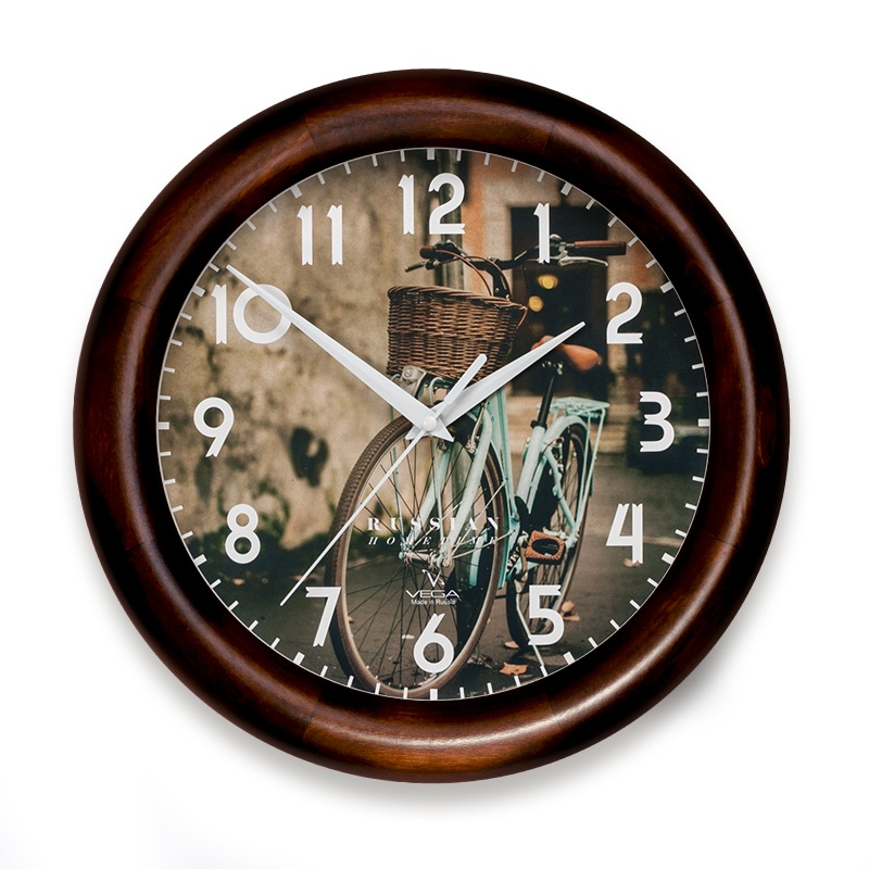 Настенные часы Вега Д1МД7253