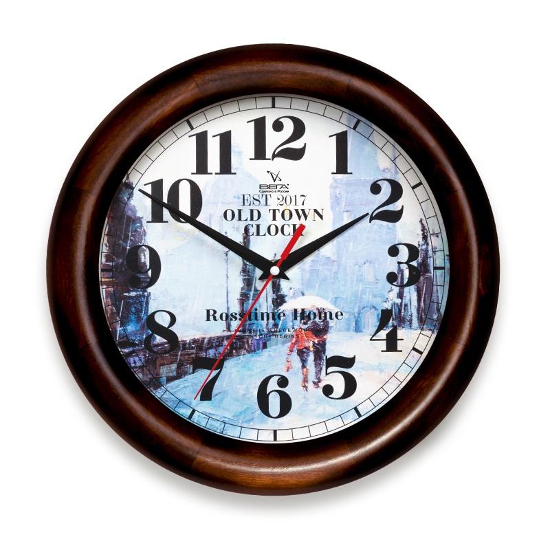 Настенные часы Вега Д1МД7369