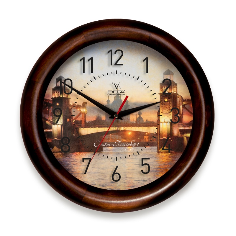 Настенные часы Вега Д1МД7236