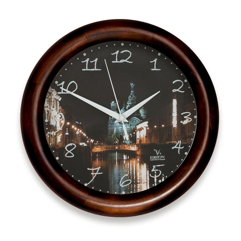 Настенные часы Вега Д1МД7129