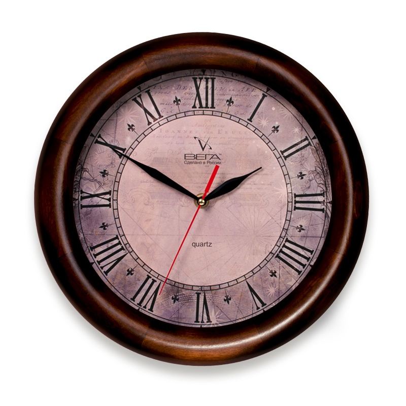 Настенные часы Вега Д1МД6139